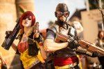 Borderlands, by MadameSpontaneous