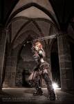 Barbarian Diablo III, by KamuiCosplay