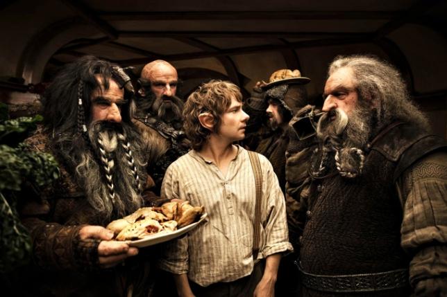 Bilbo e Anões