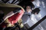 Batman e Robin, por kyurou