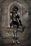 Diablo 3, por SpcatsTasha