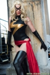 Miss Marvel, by gillykins