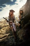 Piratas do Caribe, by behindinfinity