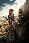 Piratas do Caribe, by behindinfinity