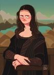 """O Misterioso Sorriso da Mona Lisa"" de Da Vinci"